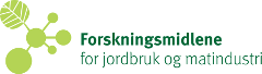 Logo of Research Funding for Agriculture and Food Industry